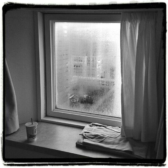 Shinjuku   Bw Blackandwhite Window sgs3