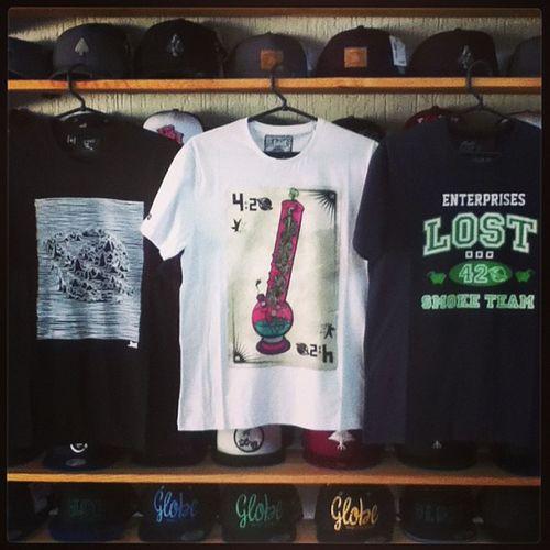 Lost Camiseta Tee Verão2013 verão2014 summer love instagram instalove jj schoolstore skateshop boardshop skate skateboard siga followme follow me
