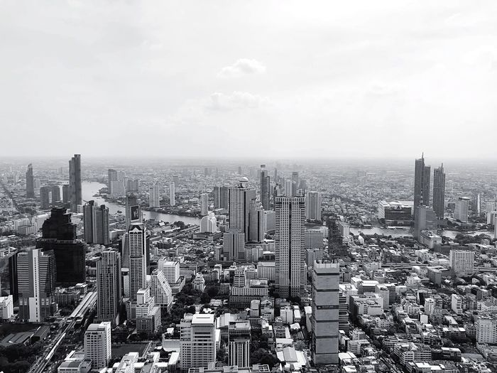 My hometown Bangkok City Building Exterior Architecture Cityscape Built Structure Building Sky Crowd Crowded Nature Office Building Exterior Residential District High Angle View Skyscraper Tall - High Modern Cloud - Sky Day Development Outdoors The Great Outdoors - 2019 EyeEm Awards The Great Outdoors - 2019 EyeEm Awards The Mobile Photographer - 2019 EyeEm Awards
