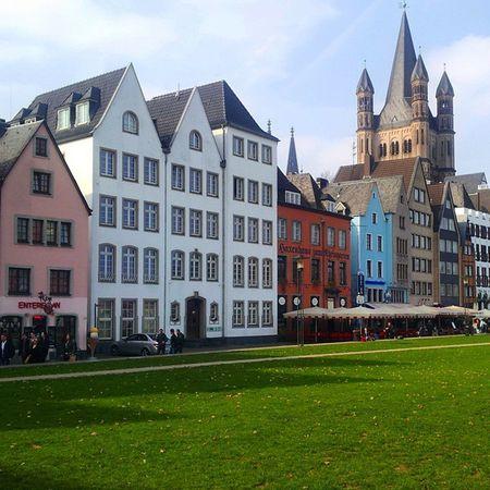 Bazı insanları anlamak gerçekten im-kan-sız...🙈🙉🙊 Cologne Nature Urban Colour_stars naturelovers ig_mood