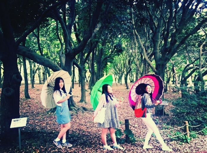 THESE Are My Friends My Friends👍 Fieldtrip Singing In The Rain ♥