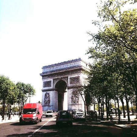 Arc de triomphe Triumph Arch Arc De Triomphe