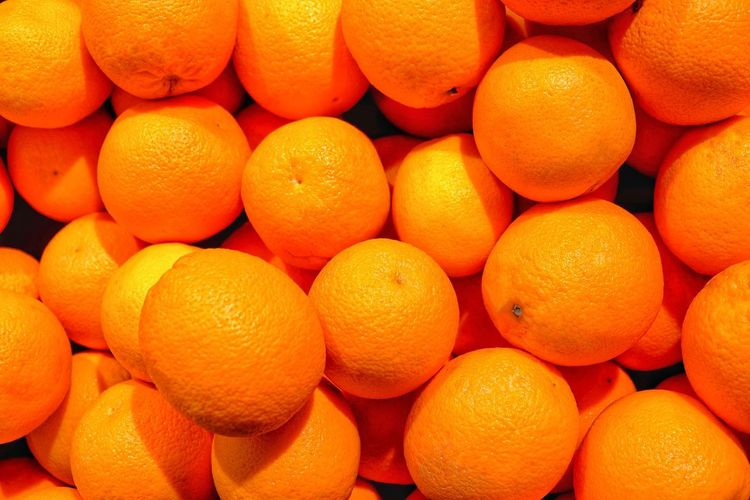 a lot of Orange