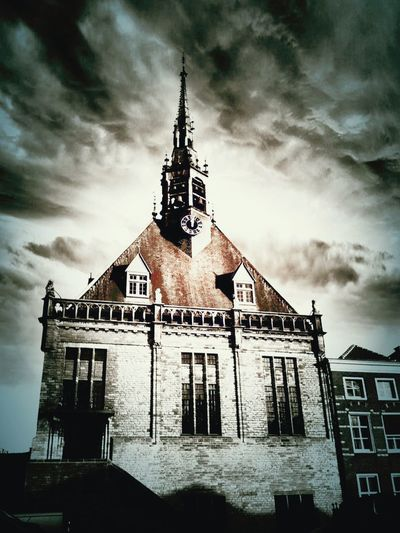 Historic Townhall Stadhuis