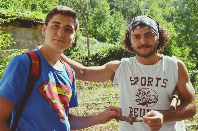 Yarasa Avı Brother And Cousin :)