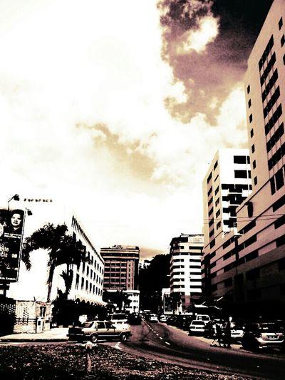 Downtown Kota Kinabalu