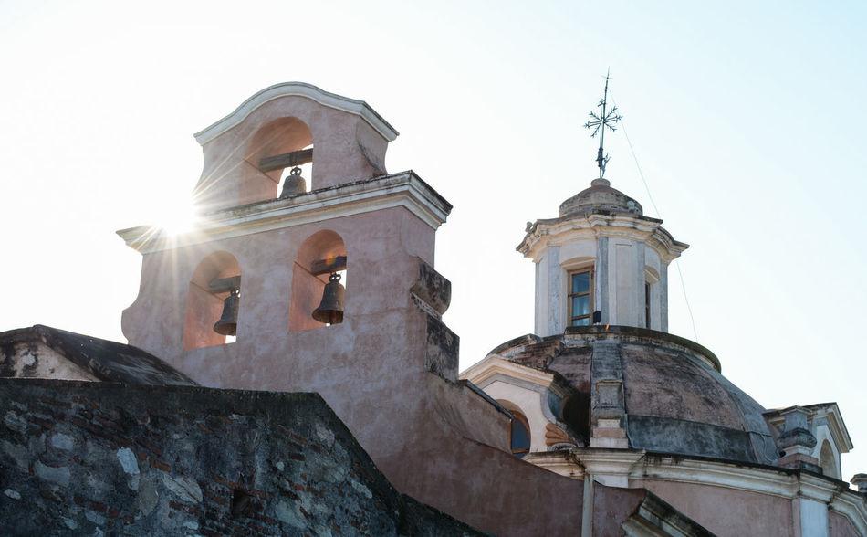 Campanario Antique Church Jesuit Small Farm Bell Tower Bells Campanario Campanas Cúpula Dome Estancia Jesuítica Historic Historico Iglesia Religioso Religious
