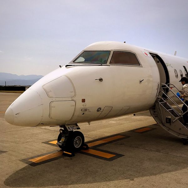 Transportation Airport Runway Commercial Airplane Airplane Airport Bombardier Bombardier Dash 8 Q400