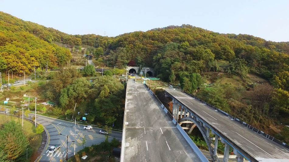 Old Old Buildings Old Road Old Bridge Bridge - Man Made Structure High Angle View Road Day Outdoors Transportation Tree