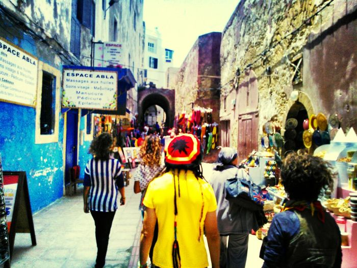 Essaouira Morocco Summer