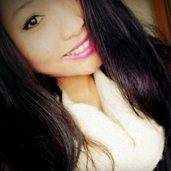before I met you, I never knew what it was like to look at a person and smile for no reason. I Love You ♥ Happy Girl Smile ♥