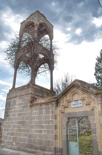 Kilise Camii History Architecture Nigde/yesilburc HDR