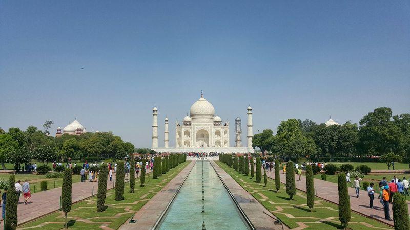Architecture India Landmark Galaxys6