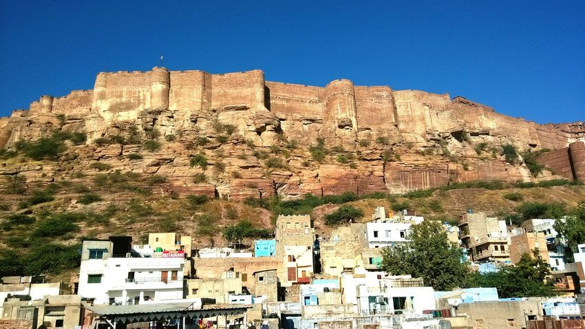 Edge Of The World What I Value India Thar Desert Rajasthan Jodhpur Popular Photos EyeEm Best Shots Tadaa Community Fort