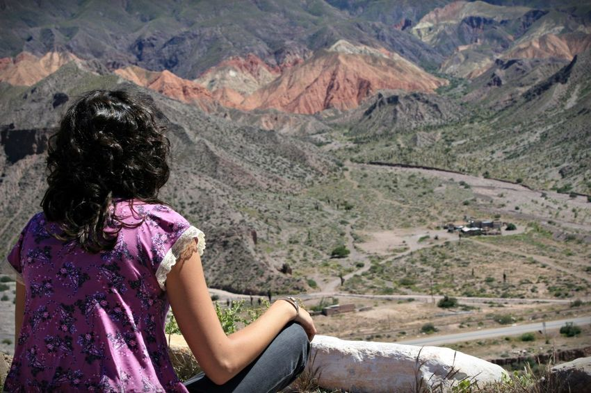 Calm Contemplation Meditación Meditation Montañas❤ Mujer Norte Argentino Adult Beauty In Nature Calma Childhood Contemplación Day Girls Landscape Leisure Activity Mountain Mountain Range Nature One Person Outdoors People Real People Scenics Sitting