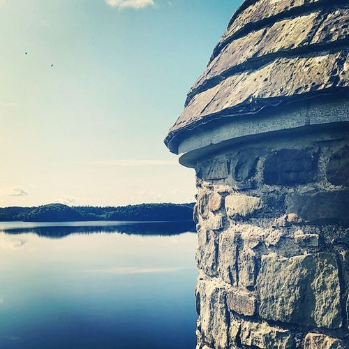 Sunshine Ireland Parkscastle Tower loughgill dayoff