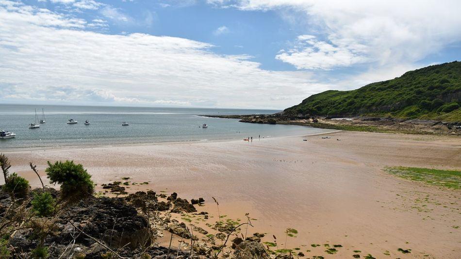 Taking Photos Beach Seaside Nikon D5500