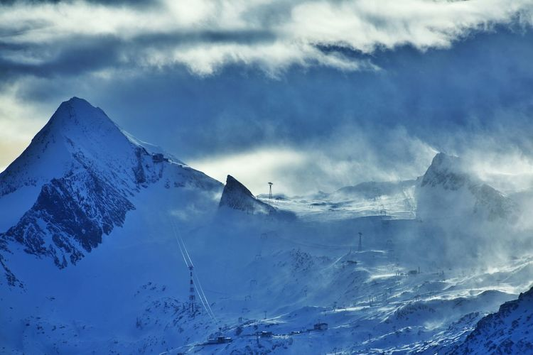 Wintertime Landscape_photography Landscape Winter Wonderland Winter Cold Winter ❄⛄ Nature Mountain View Mountains Mountains And Sky