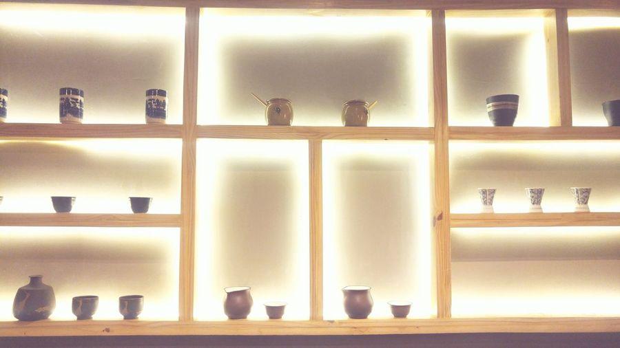 First attempt at Eye em :) Interior Shelf Culture Japanese  Lights First Eyeem Photo