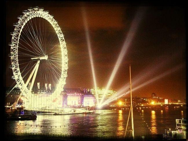 Light Light And Shadow Night Lights City Of London