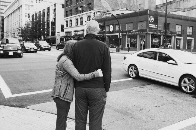 Cityscape Life People, Vancouver Blackandwhite Canada Street Street Photography Streetphotography