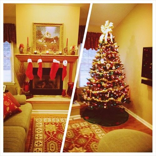 Missing Christmas at home right now Cantgethomesoonenough