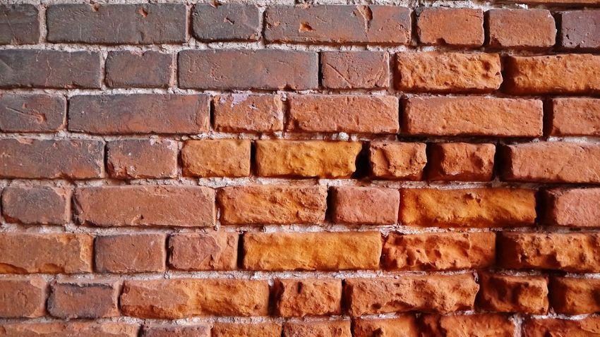 Brick Wall Backgrounds Brick Wall - Building Feature Textured  Architecture Full Frame Built Structure Red Outdoors Building Exterior Close-up Breaking Breach Destruction Can Be Beautiful Destruction Broken Broken Bricks Red Brick Wall Red Brick Red Background кирпичнаястена кирпичи