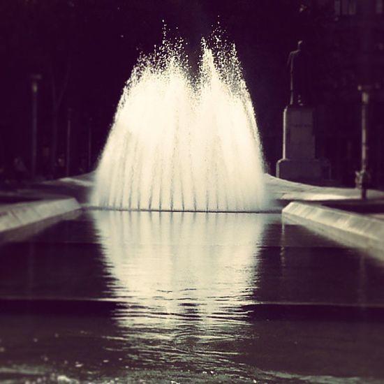 Belgrade Beograd Srbija Serbia trg fontana