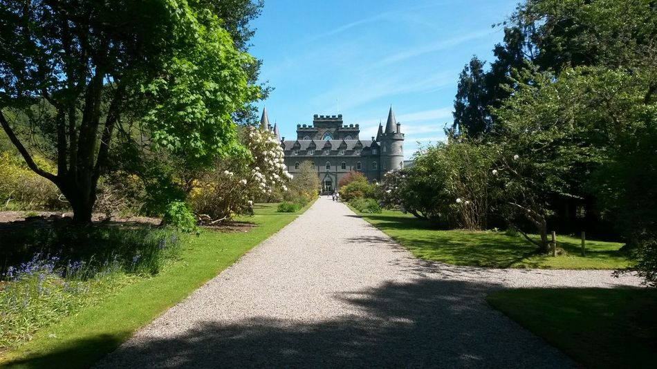 InveraryCastle Argle Scotland Mobile Photography Dailyphoto Tim Bailie Inverary Castle No Filter, No Edit, Just Photography No Filter
