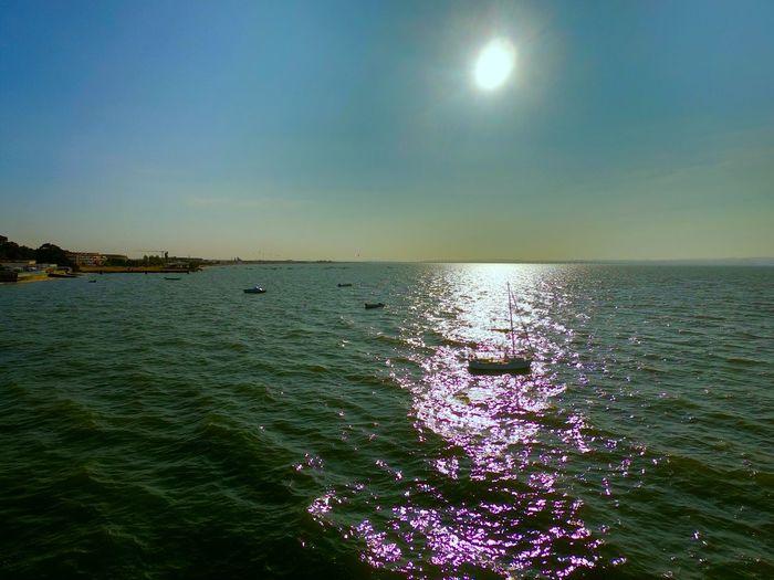 Sun reflex