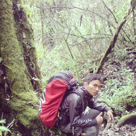 Pendaki keceh :D Backpackers Mountslamet Mytrip Backtonature adventure