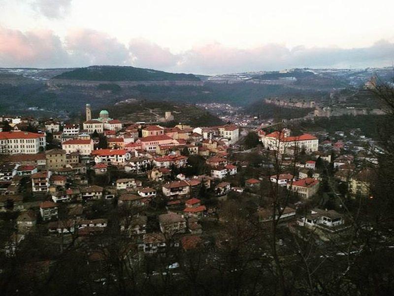 VelikoTarnovo Bulgaria Beautiful Town Tsarevets