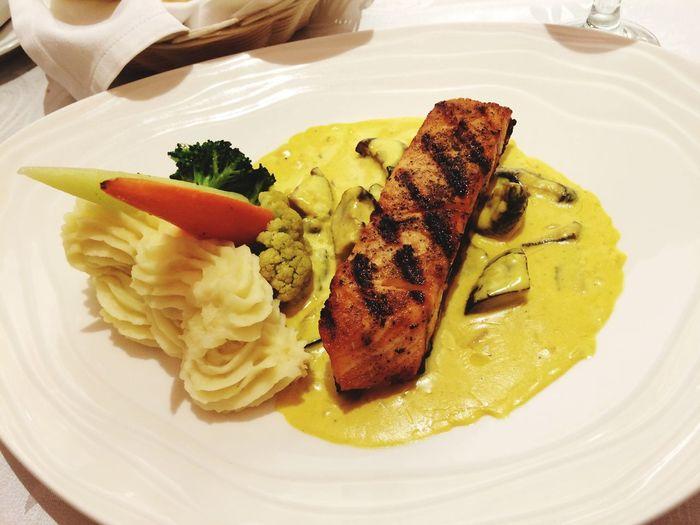 Dinner Foodie Eat SalmonLove