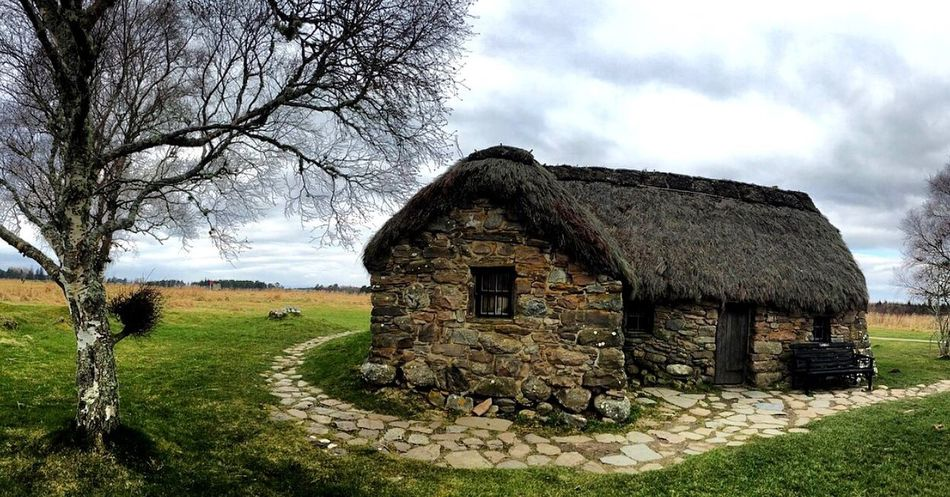 Schottland Landescape Nature