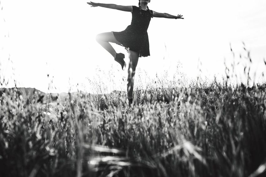 Be. Ready. Dance Freedom Outdoors California Crafted Beauty