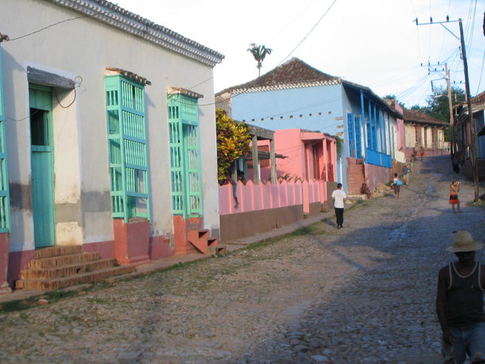 Cuba Trinidad Rue