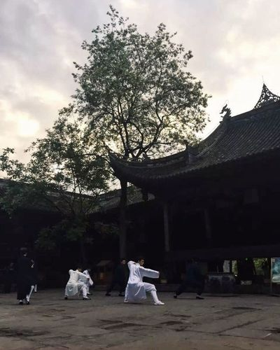 Taoism Chinese Kungfu Taiji Chinese Culture Chinese Tradition Chinese Traditional Culture