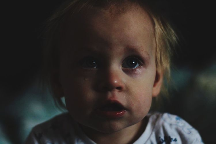 Filip Cry Child Childhood Human Eye Portrait Human Face Grief Distraught  Depression - Sadness Loneliness Pain