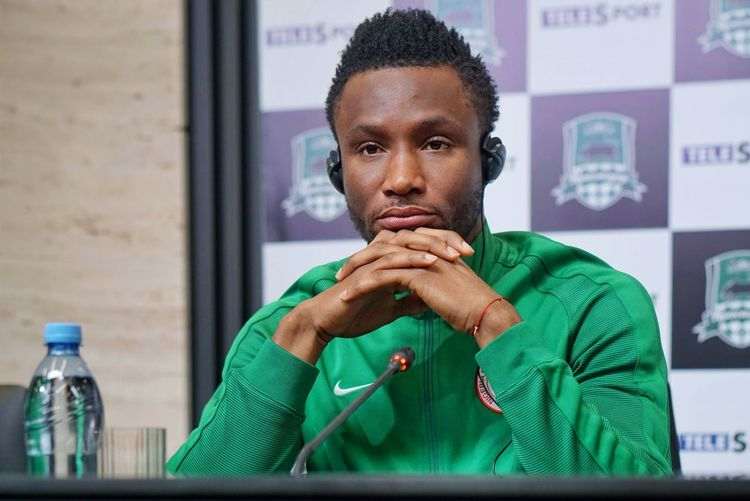 John Obi Mikel Chelsea Football Soccer Interview One Man Only Black Hair One Person Indoors  Headshot People Real People