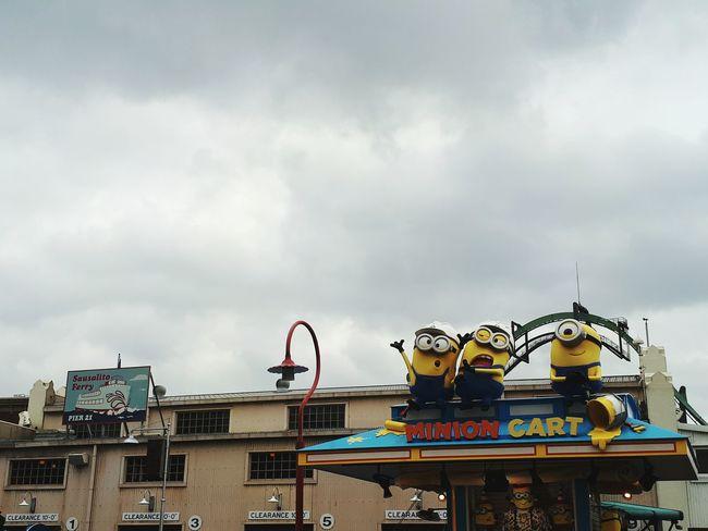 Japan Universal Studios  Universal Studios Japan USJ USJ In Osaka OSAKA Osaka,Japan Osaka-shi,Japan Minions Minions ™ Minion  BYOPaper!
