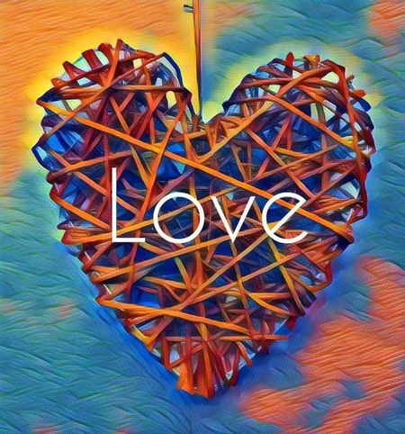 Geometric Shape Multi Colored No People Love Love Without Boundaries Love ♥ Loveher Lovehim Heart Heart Shaped  Heart Shape Heartwarming