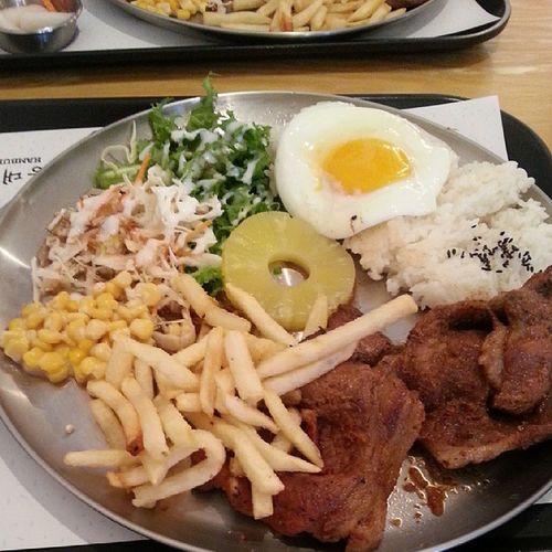 비쥬얼최고! Todayslunch Lunch Yummy