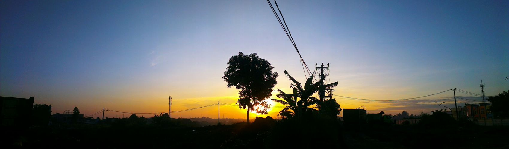 Morning bliss Sunrise Sunrise_Collection Landscape Panoramic Photography PhonePhotography HTC_photography Indonesia_allshots INDONESIA Sillouette