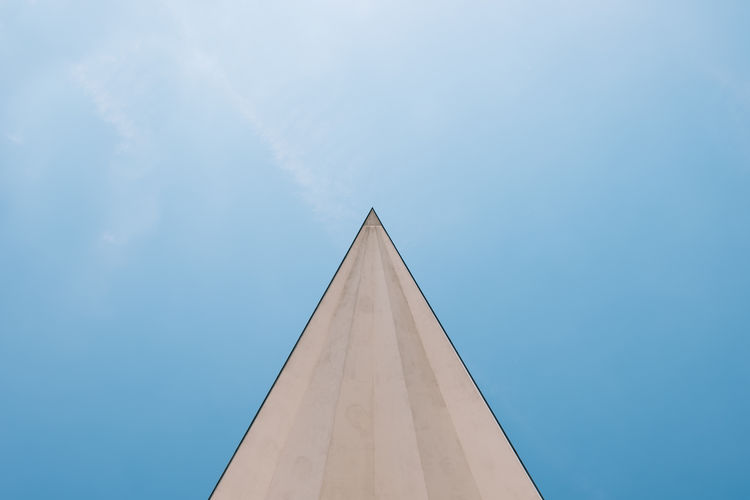 Architecture Blue Built Structure Cloud Day Diminishing Perspective Directly Below High Section Low Angle View Modern Nature No People Outdoors Part Of Sky Tall Tall - High The Mix Up The Creative - 2018 EyeEm Awards