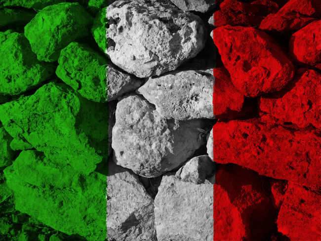 Italian flag Backgrounds Close-up Day Full Frame Green Color Italy Italy Flag Nation No People Outdoors Red Rome Rome Italy State