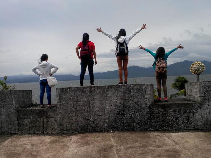 Friendship till the end.