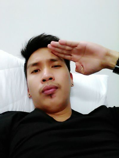 Yesboss Baby Salute Inlove♥ God Is Great. Selfie ✌ Love ♥