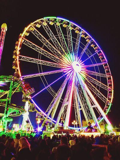 Winter Wonderland Fun Of The Fair 2016