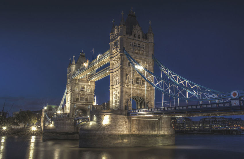 Tower Bridge at night. Architecture City Life Keith Morgan London Night Reflection Reflections River Suspension Bridge Thames The Thames Tower Bridge  Tower Bridge London Towerbridge Waterfront