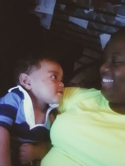 me nd my prince watchin movies nd laughing Family Babies Godson Love